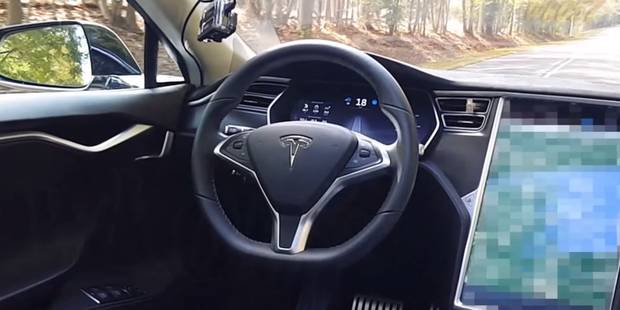 ma voiture a essay de me tuer les limites du pilote automatique de tesla. Black Bedroom Furniture Sets. Home Design Ideas