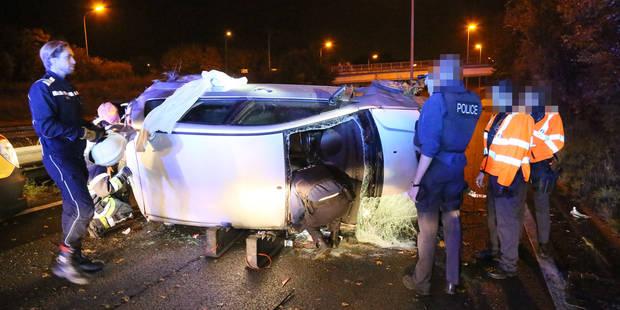 Deux blessées après plusieurs tonneaux à Lodelinsart - La DH