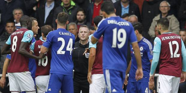 Premier League: nouveau cauchemar pour Chelsea et Mourinho, Arsenal prend le pouvoir - La DH