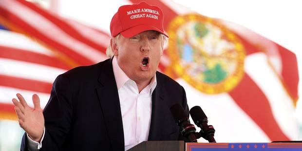 """La nouvelle """"perle"""" de Donald Trump - La DH"""