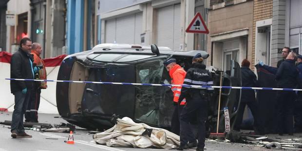 Accident mortel à Bruxelles-Ville: le chauffard s'est rendu à la police - La DH