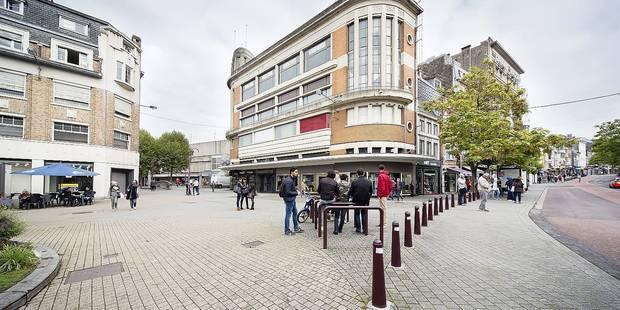 La commune de Verviers achète son Grand Bazar - La DH