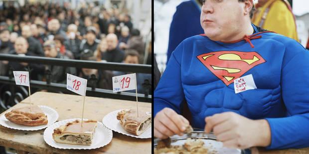 """Trois ans dans l'univers des concours de """"plus gros mangeurs"""" - La DH"""