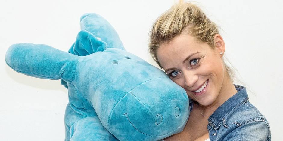 Exclusif: Emilie Dupuis, une future maman pleine d'amour - La DH