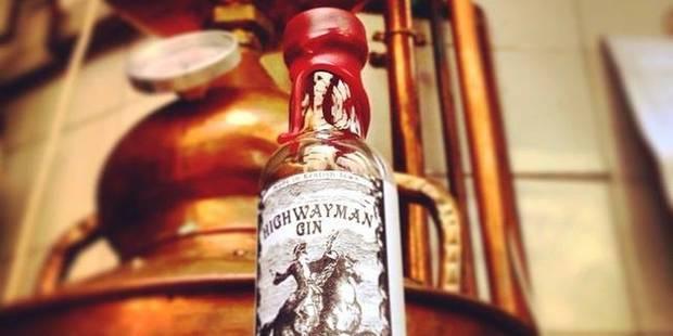 Le coup de jeune du gin à Londres - La DH