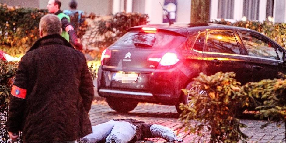 la mort d'Alain Dechamps a été reconstituée à Mons