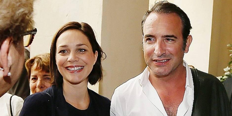 Jean Dujardin sera papa… d'une petite fille