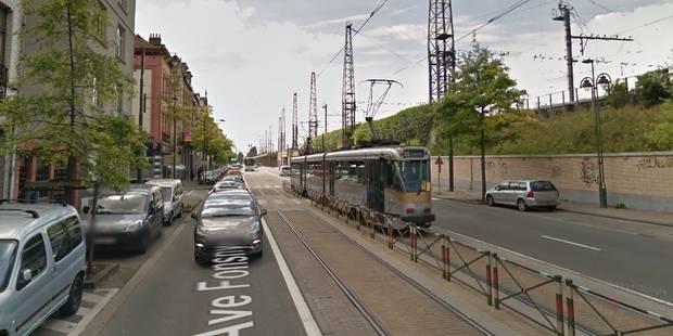 L'avenue Fonsny, endroit le plus dangereux de la circulation bruxelloise (INFOGRAPHIE) - La DH