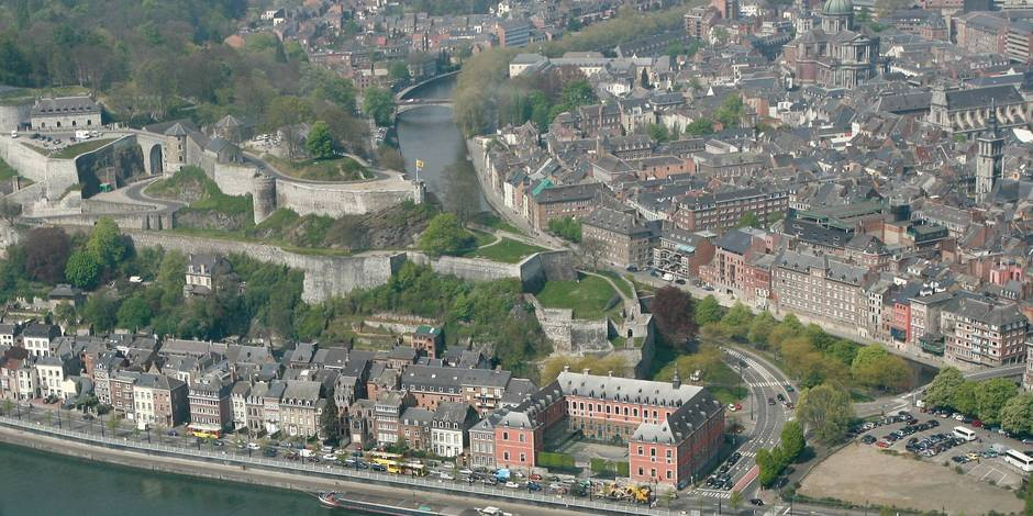 Voici les grands chantiers de Namur qui vont changer la ville - La DH
