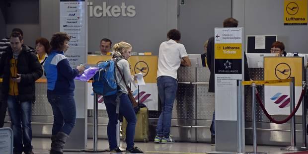 Grève chez Lufthansa: la compagnie annule 930 vols prévus mercredi - La DH