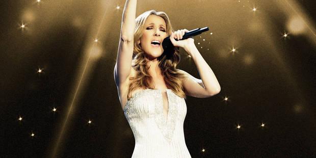Céline Dion de retour en Belgique! - La DH