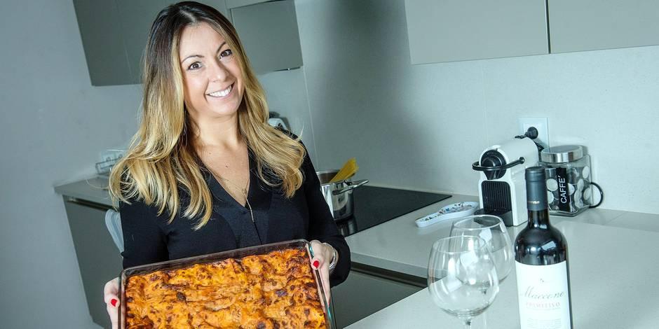 """Adrianna Gillet: """"Jean-Fran�ois est plus populaire en Italie qu'ici"""""""