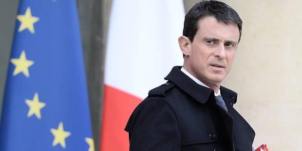 """Valls: le terrorisme peut encore frapper """"dans les jours qui viennent"""" - La DH"""