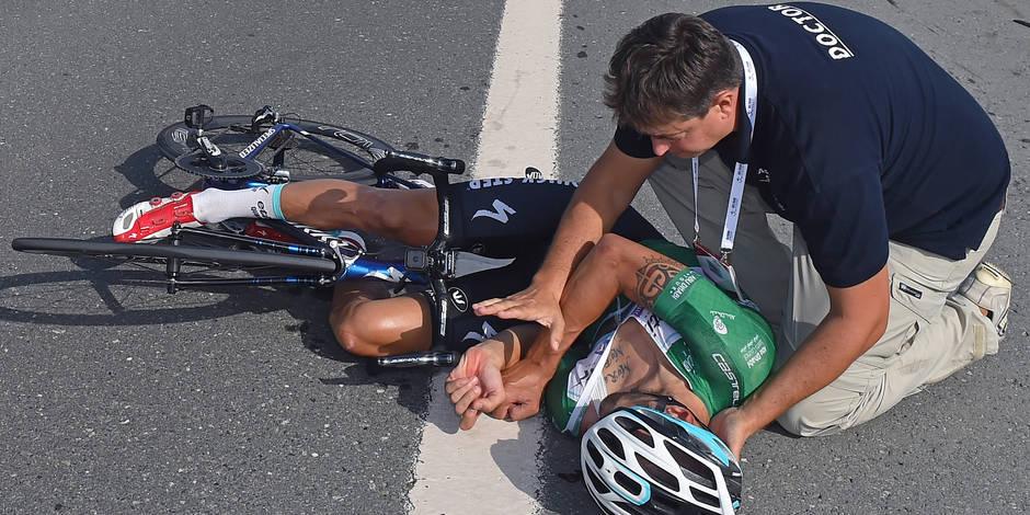 Cycling: 1th Abu Dhabi Tour 2015 / Stage 2