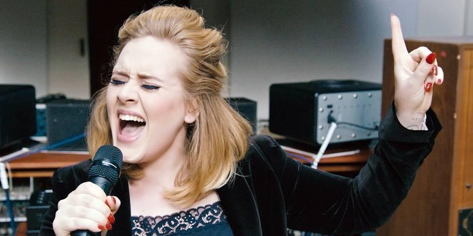 """Le dernier Adele sur la voie de """"21"""""""