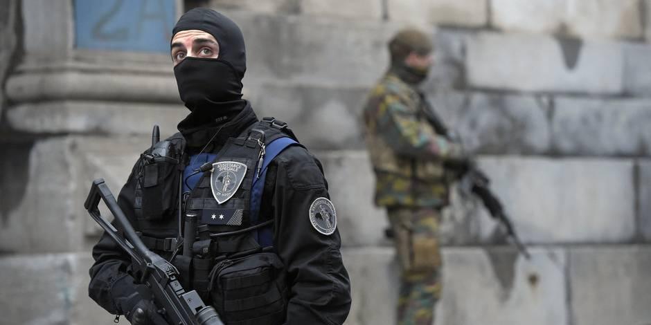 Voici ce qu'on reproche à A.Lazez, le troisième inculpé belge des attentats de Paris