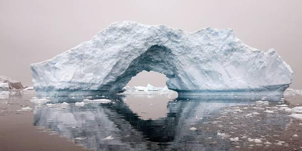La fonte de l'Antarctique moins influente sur les mers que prévu - La DH