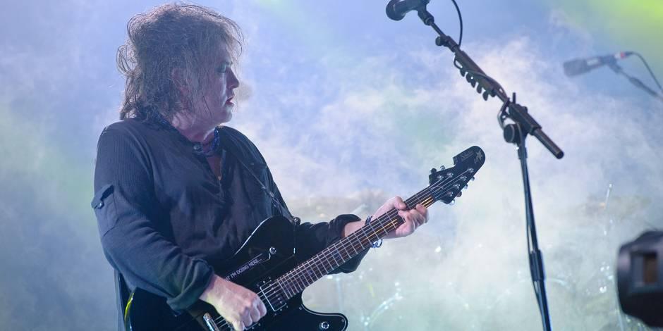 The Cure annoncé en concert à Anvers en novembre 2016