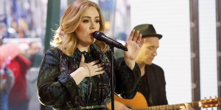 Adele se produira les 12 et 13 juin au Sportpaleis d'Anvers