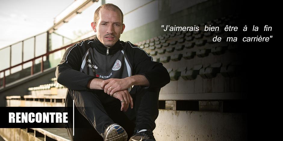 "Le 50-50 de Franck Berrier : ""Je suis un peu blasé du football, j'en ai un peu marre"""