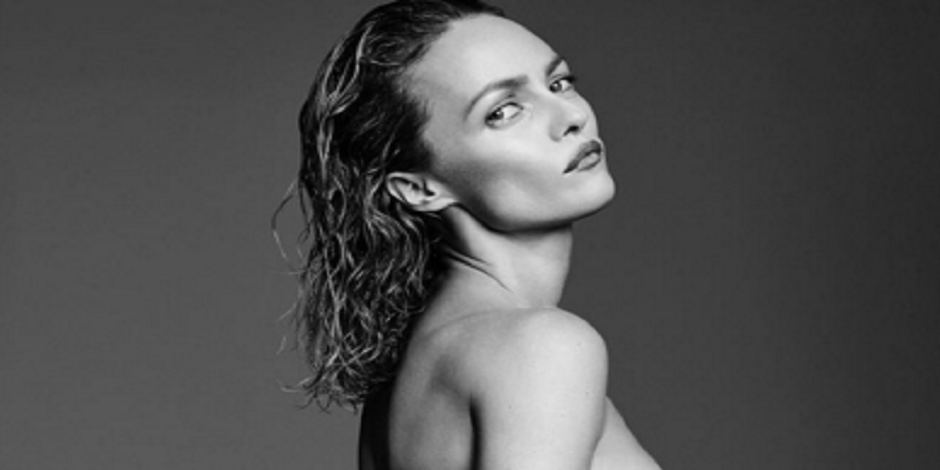 Après les fesses, Vanessa Paradis totalement nue pour Vogue (PHOTO)