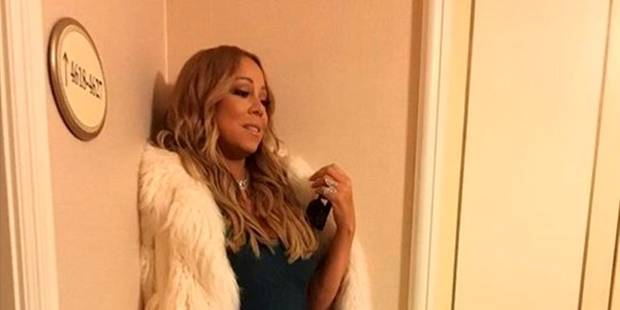 Mariah Carey hospitalisée en urgence - La DH