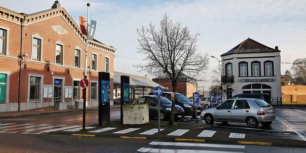 Enghien: parking payant et projet d'extension reportés - La DH