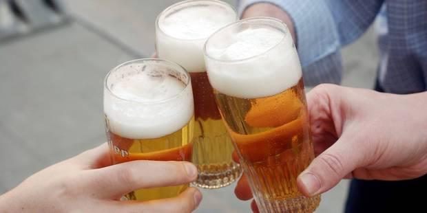 Le Belge boit plus souvent ... des plus petites quantités ! - La DH