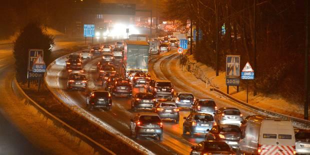 Toujours plus de trafic sur les routes en 2030 - La DH