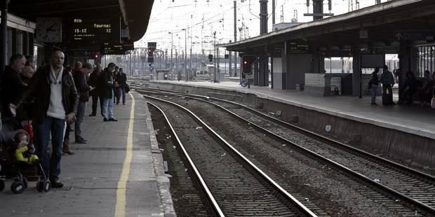 SNCB: pr�avis de gr�ve sur le rail les 6, 7, 21, 22 et 23 janvier