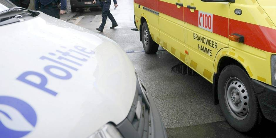 Incendie à Montignies-sur-Sambre: cinq personnes incommodées par la fumée