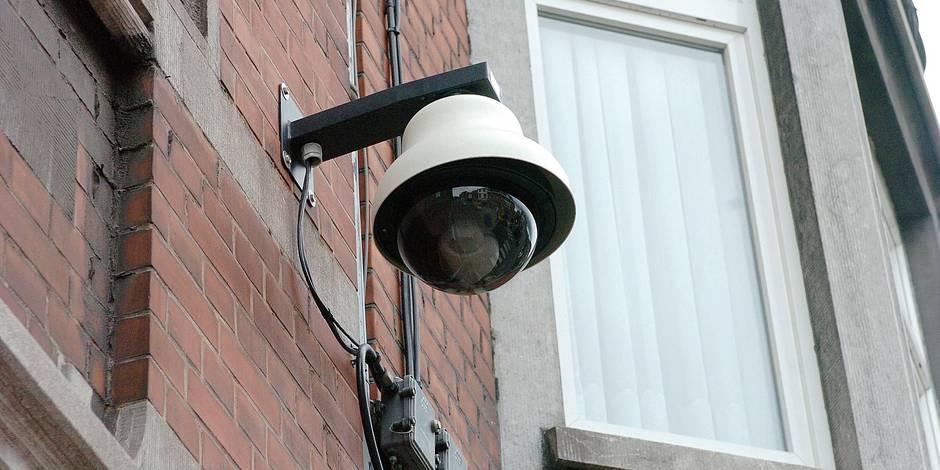 Erquelinnes: centre-ville sous surveillance
