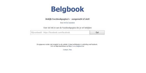 Un étudiant belge crée un site pour contourner certaines restrictions sur Facebook - La DH