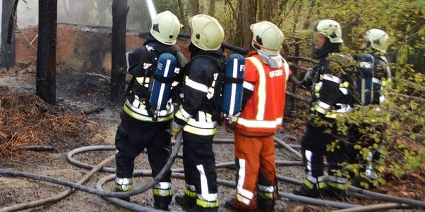Saint-Ghislain: Un pompier de la caserne de Beloeil grièvement blessé - La DH