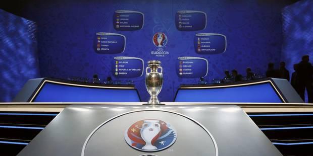 Le groupe de la mort pour la Belgique à l'Euro 2016: Wilmots sans calcul, la première place et c'est tout! - La DH