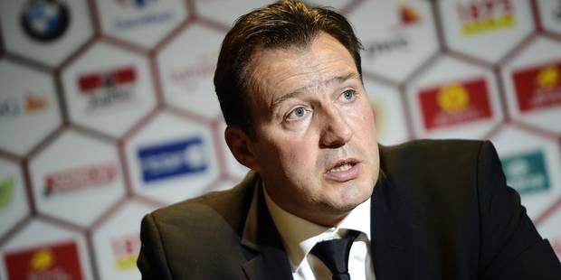 """Wilmots: """"Un plan anti-Zlatan, c'est impossible"""" - La DH"""