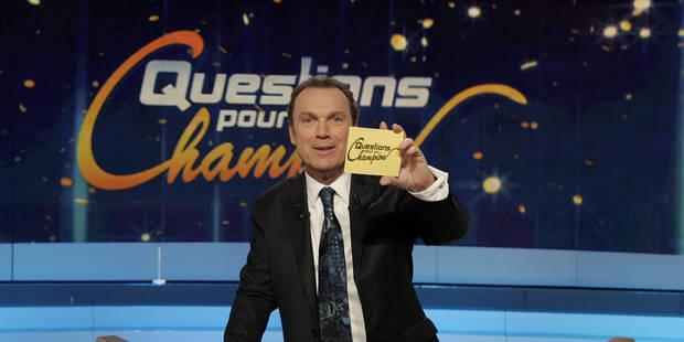 """Julien Lepers quittera """"Questions pour un champion"""" en février - La DH"""