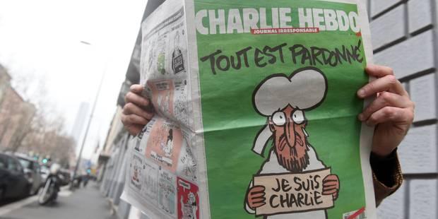 Charlie Hebdo arrive en tête des recherches des Belges sur Google - La DH