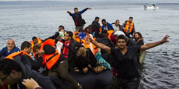Chiffre record de 250 millions de migrants dans le monde en 2015 - La DH