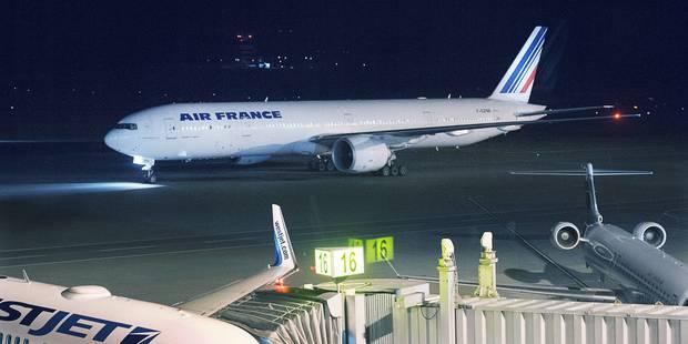 Un avion d'Air France atterrit en urgence au Kenya, après une alerte à la bombe - La DH