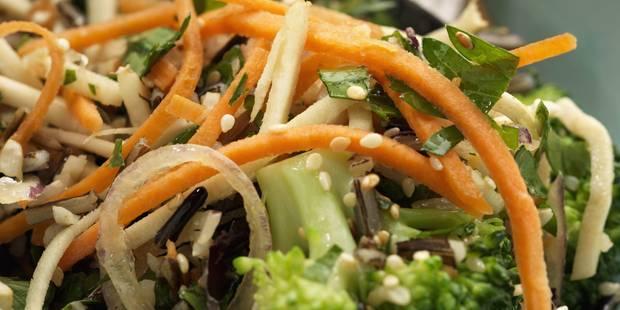 Végétarien, sans gluten, crudivore: à chacun son assiette - La DH