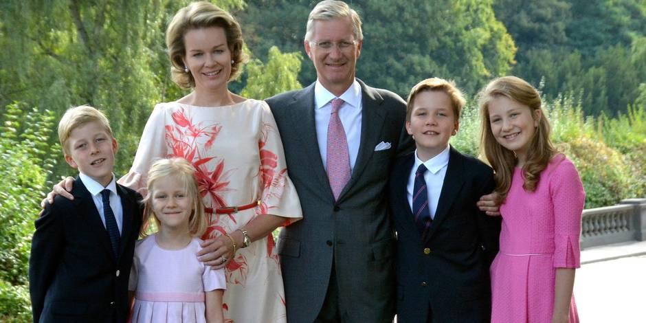 La famille royale belge fête Noël sur les réseaux sociaux !