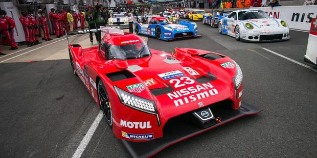 Nissan abandonne le LMP1 pour 2016 ! - La DH