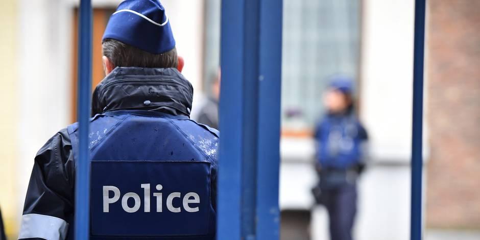 2.500 policiers de plus sur le terrain