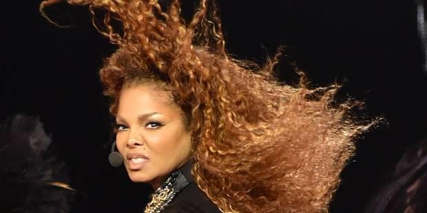 Janet Jackson interrompt sa tournée pour subir une opération chirurgicale - La DH