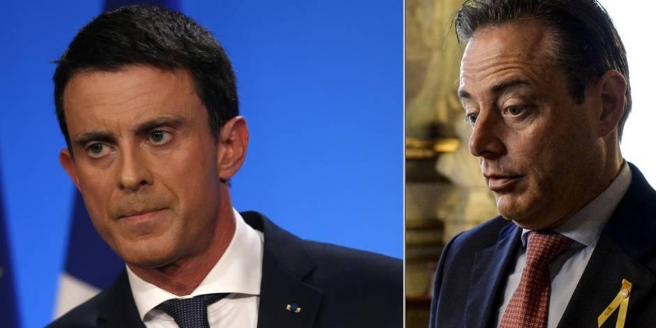 La N-VA, un modèle pour Manuel Valls