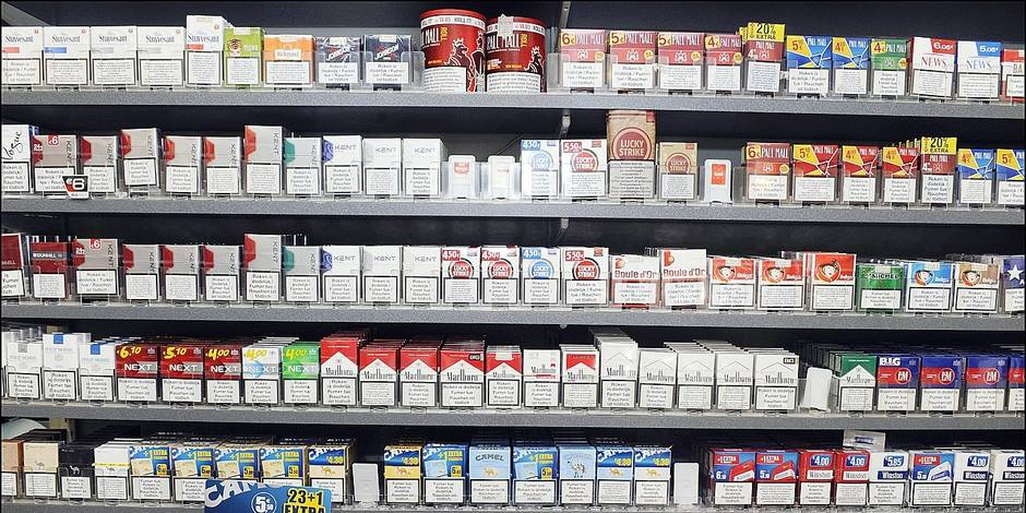 Le tabac plus cher... dès vendredi - La DH