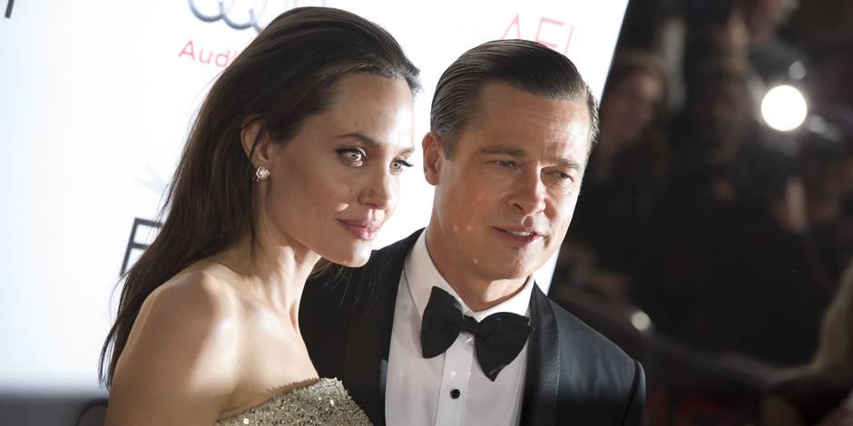 Les vacances... à l'hôpital (en partie!) de Brad Pitt et Angelina Jolie