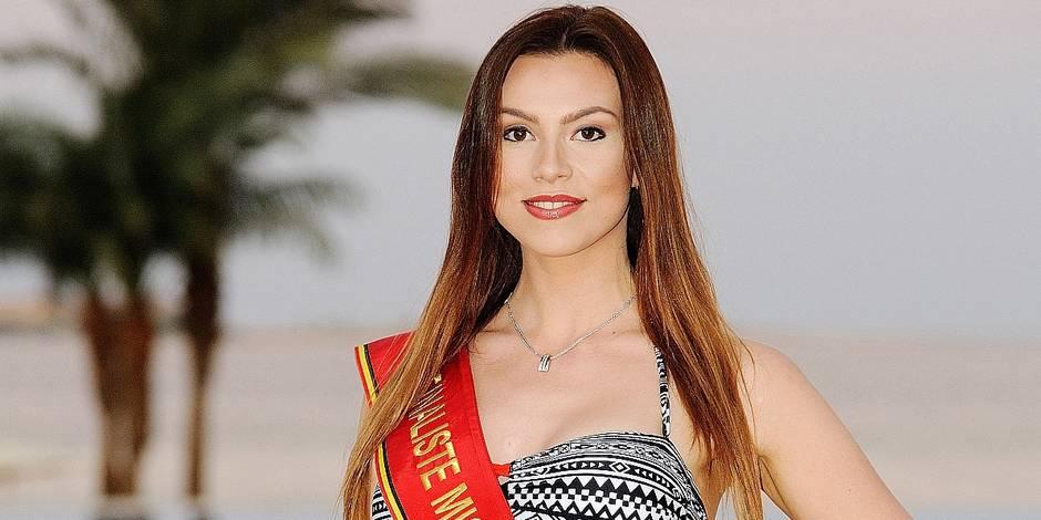 Portrait de nos Miss: Lien Vercruysse, la Miss qui reste en forme(s)