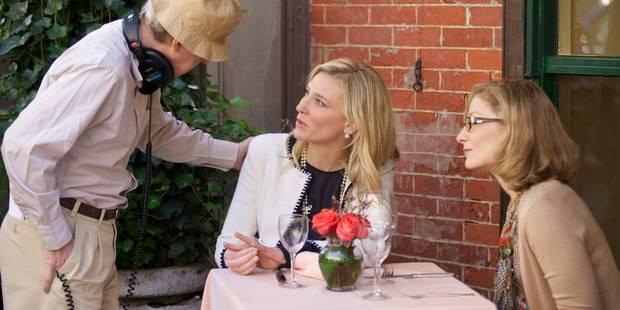 "Cate Blanchett : tourner avec Woody Allen, une expérience ""traumatisante"" - La DH"
